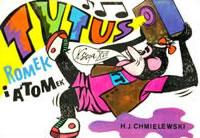Tytus, Romek i A'Tomek. Księga XVII: Uczłowieczanie Tytusa przez umuzykalnianie - okładka