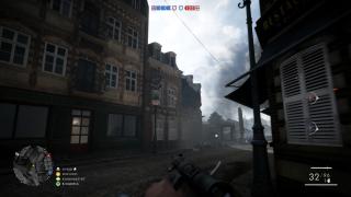 Battlefield 1 - screeny z gry