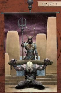 Loki - okładka zeszytu 1