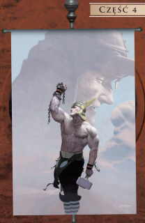 Loki - okładka zeszytu 4
