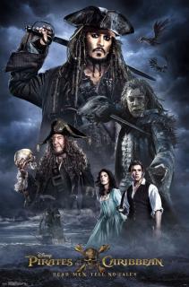 Obsada filmu Piraci z Karaibów: Zemsta Salazara