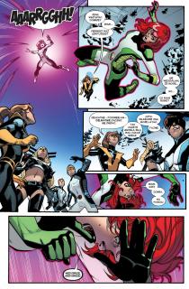 All New X-Men #04. Tak inni - plansza