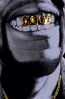 Cage - materiały graficzne