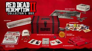Red Dead Redemption 2 - Edycja Kolekcjonerska