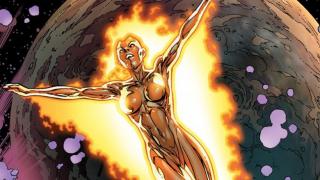 Nova (Frankie Raye) - jedna z wersji postaci znanej jako Nova; posiada moce zbliżone do Ludzkiej Pochodni (z którym z swego czasu połączyło ją uczucie); ostatecznie, podobnie jak Srebrny Surfer, została heroldem Galactusa po to, by chronić Ziemię