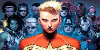 Żadna inna osoba w świecie Marvela nie pracowała dla tak wielu grup i instytucji; są to m.in. Avengers, New Avengers, Mighty Avengers, A-Force, Ultimates, Alpha Flight Space Program, X-Men, Starjammers, Defenders, Excalibur, Strażnicy Galaktyki, Siły Powietrzne USA, NASA, CIA i S.H.I.E.L.D.