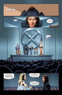 Astonishing X-Men. Tom 1 - plansze