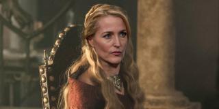 Gillian Anderson jako Cersei Lannister