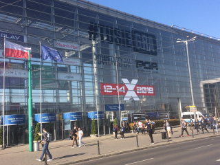 Poznań Game Arena 2018