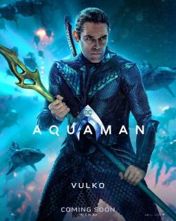 Aquaman - Vulko