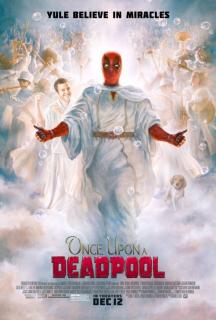 Był sobie Deadpool - plakat