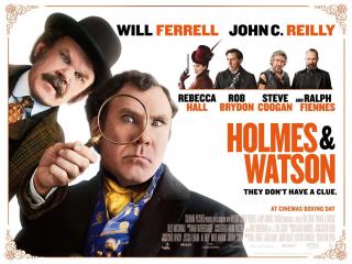 Holmes & Watson - plakat