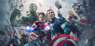 Avengers: Czas Ultrona - 2015