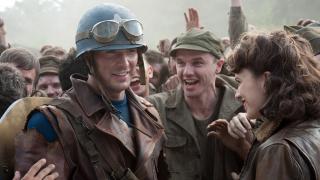 Captain America: Pierwsze starcie - akcja filmu rozgrywała się w latach 1943-1945