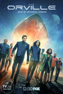 Orville - plakat 2. sezonu
