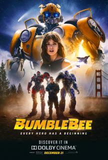 Bumblebee - plakat