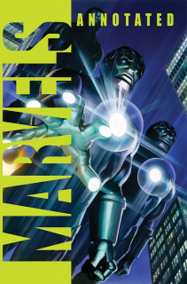 Marvels Annotated - wariant okładki