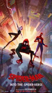 Spider-Man Uniwersum - plakat