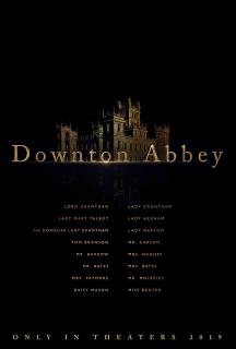 Downton Abbey - film - plakat