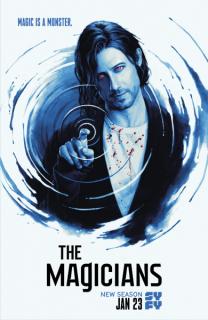 Magicy - plakat 4. sezonu
