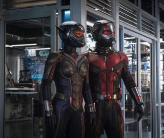 Ant-Man - Ant-Man i Osa (2018)
