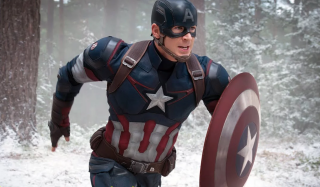 Kapitan Ameryka - Avengers: Czas Ultrona (2015)