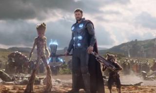Thor - Avengers: Wojna bez granic (2018)
