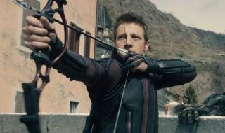 Hawkeye - Avengers: Czas Ultrona (2015)
