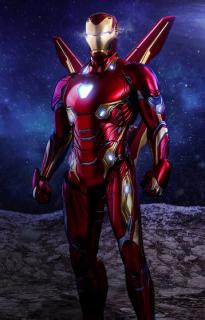 Iron Man - Avengers: Wojna bez granic (2018)