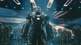 War Machine - Iron Man 2 (2010)