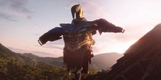Zbroja zawieszona przez Thanosa na strachu na wróble ma znaczenie symboliczne - Szalony Tytan porzucił dawny styl życia i udał się na emeryturę