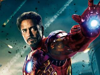 Tony Stark - 49 lat