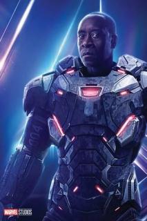 War Machine - Avengers: Wojna bez granic (2018)
