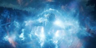 Manipulacja cząsteczkami na poziomie molekularnym - Kapitan Marvel jest w stanie w dowolny sposób formować rozłożenie atomów w swoim ciele, jak również przeobrażać własną energię