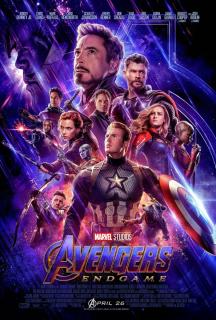 Avengers: Koniec gry - plakat