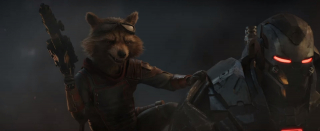 Avengers: Koniec gry - zdjęcie z pełnego zwiastuna