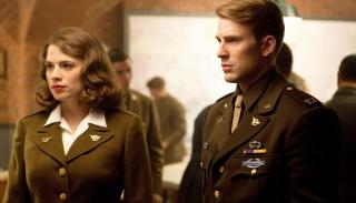 12. Peggy Carter - Kapitan Ameryka: Wojna bohaterów