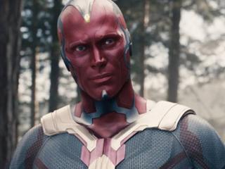 7. Vision - Avengers: Wojna bez granic