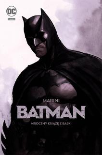 Batman - Mroczny książę z bajki - okładka