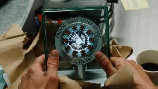 Symbolika początku i zakończenia w MCU - kadr z filmu Iron Man