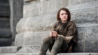 Maisie Williams w 5. sezonie Gry o tron