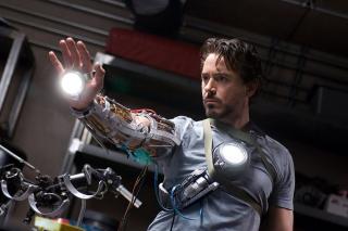 19. Iron Man