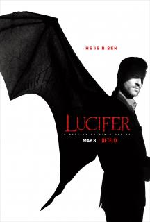 Lucyfer 4. sezon - plakat