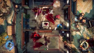 God's Trigger - screeny z gry
