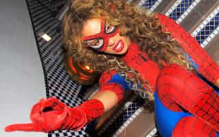 Beyonce (Spider-Man)