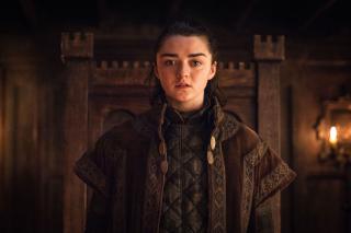 6. Maisie Williams (Arya Stark) - 175 tys. USD za odcinek