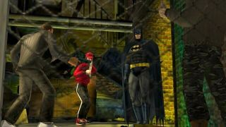 Batman: Dark Tomorrow - Nintendo GameCube, Xbox (2003)
