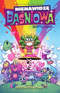 Nienawidzę Baśniowa, tom 3 - okładka