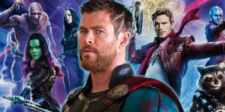 """Podobnie jak w komiksach na ekranie zobaczymy przygody drużyny Asgardians of the Galaxy – film """"Avengers: Koniec gry"""" sugerował już, że do oryginalnych Strażników na stałe dołączy Thor."""