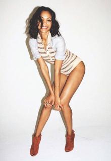 Zoe Saldana - zdjęcie aktorki